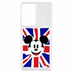 Чехол для Samsung S21 Ultra Mickey Swag