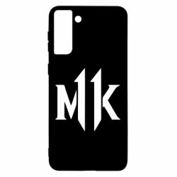 Чохол для Samsung S21 Ultra Mk 11 logo