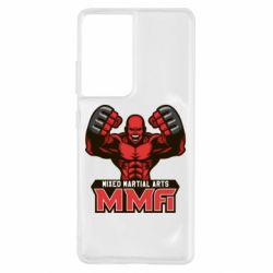 Чохол для Samsung S21 Ultra MMA Fighter 2