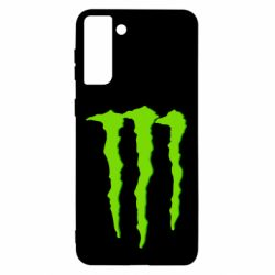 Чохол для Samsung S21 Ultra Monster Lines