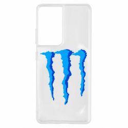 Чохол для Samsung S21 Ultra Monster Stripes