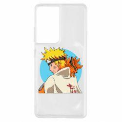 Чохол для Samsung S21 Ultra Naruto Uzumaki Hokage