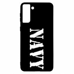 Чохол для Samsung S21 Ultra NAVY