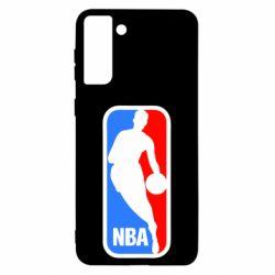 Чохол для Samsung S21 Ultra NBA