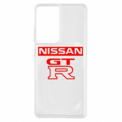 Чохол для Samsung S21 Ultra Nissan GT-R