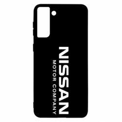 Чохол для Samsung S21 Ultra Nissan Motor Company