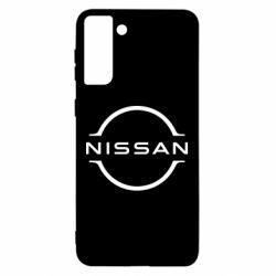 Чехол для Samsung S21 Ultra Nissan new logo