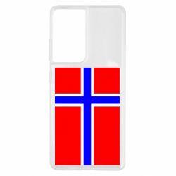 Чохол для Samsung S21 Ultra Норвегія