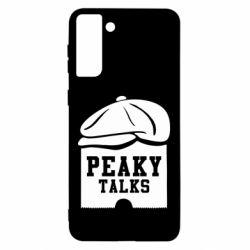 Чохол для Samsung S21 Ultra Peaky talks