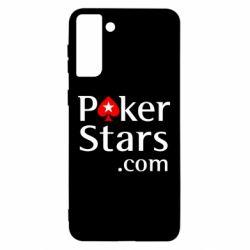 Чохол для Samsung S21 Ultra Poker Stars