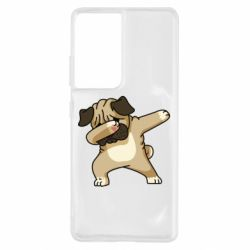 Чохол для Samsung S21 Ultra Pug Swag