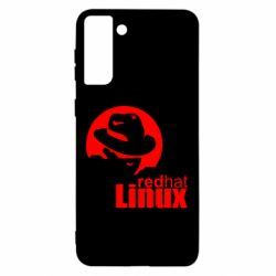Чохол для Samsung S21 Ultra Redhat Linux