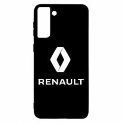 Чохол для Samsung S21 Ultra Renault logotip