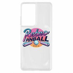 Чохол для Samsung S21 Ultra Retro pinball