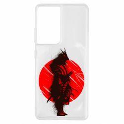 Чохол для Samsung S21 Ultra Samurai spray