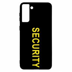 Чехол для Samsung S21 Ultra Security