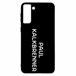 Чохол для Samsung S21 Ultra Singer Paul Kalkbrenner