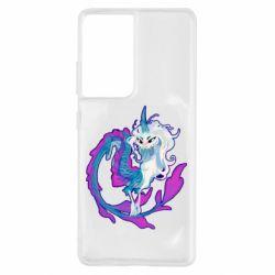 Чохол для Samsung S21 Ultra Sisu Dragon Art