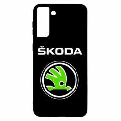 Чохол для Samsung S21 Ultra Skoda Bird
