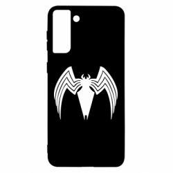 Чохол для Samsung S21 Ultra Spider venom
