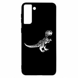 Чохол для Samsung S21 Ultra Spotted baby dinosaur