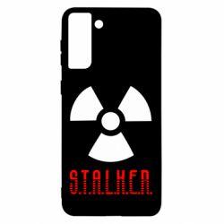Чохол для Samsung S21 Ultra Stalker