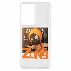 Чохол для Samsung S21 Ultra Standoff Zone 9