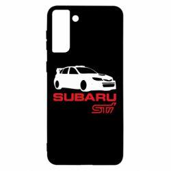 Чохол для Samsung S21 Ultra Subaru STI