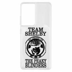 Чохол для Samsung S21 Ultra Team Shelby the Peaky Blinders