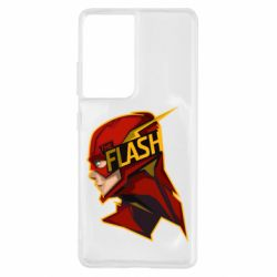 Чехол для Samsung S21 Ultra The Flash