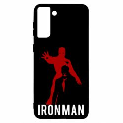 Чохол для Samsung S21 Ultra The Invincible Iron Man