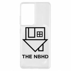 Чехол для Samsung S21 Ultra THE NBHD Logo