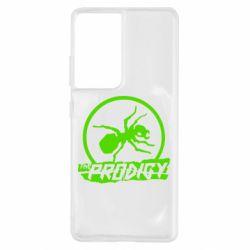 Чохол для Samsung S21 Ultra The Prodigy мураха