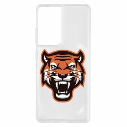 Чохол для Samsung S21 Ultra Tiger