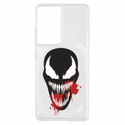 Чохол для Samsung S21 Ultra Venom blood