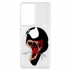 Чохол для Samsung S21 Ultra Venom jaw