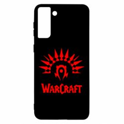 Чохол для Samsung S21 Ultra WarCraft Logo