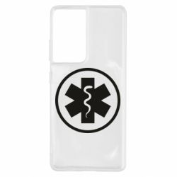 Чохол для Samsung S21 Ultra Warface: medic