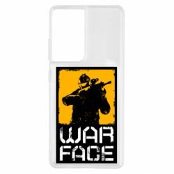 Чохол для Samsung S21 Ultra Warface