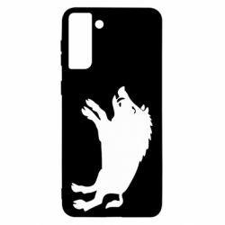 Чохол для Samsung S21 Ultra Wild boar