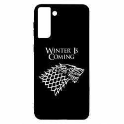 Чохол для Samsung S21 Ultra Winter is coming (Гра престолів)