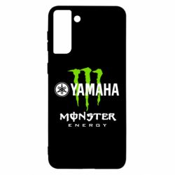 Чохол для Samsung S21 Ultra Yamaha Monster Energy