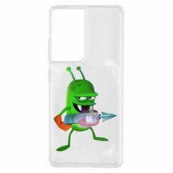 Чехол для Samsung S21 Ultra Zombie catchers
