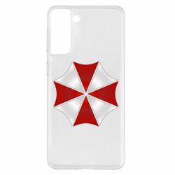 Чохол для Samsung S21+ Umbrella Corp Logo