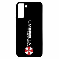Чохол для Samsung S21+ Umbrella Corp