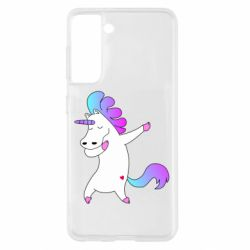 Чехол для Samsung S21 Unicorn swag