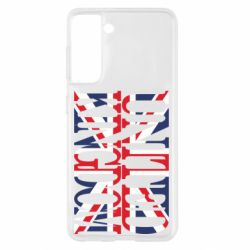 Чехол для Samsung S21 United Kingdom