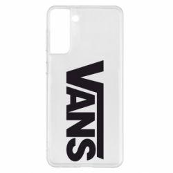 Чохол для Samsung S21+ Vans