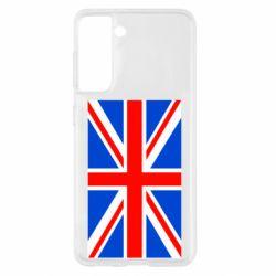 Чехол для Samsung S21 Великобритания