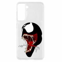 Чохол для Samsung S21 Venom jaw